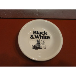 1 RAMMASSE- MONNAIE BLACK & WHITE