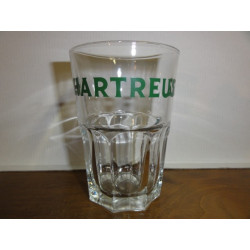 1 VERRE CHARTREUSE