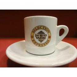 6 TASSES A CAFE JACQUES VABRE 15CL