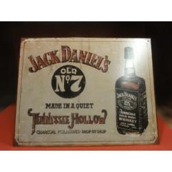 1 PLAQUE JACK DANIEL'S