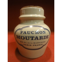 1 POT A MOUTARDE FAUCHON