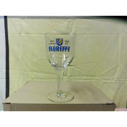 boite de 6 verres floreffe  25cl