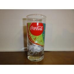 6 VERRES COCA-COLA