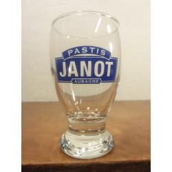 1 VERRE PASTIS JANOT H.T 10CM