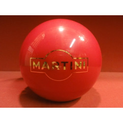 1 BOULE MARTINI  PRESENTOIR