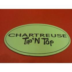 1 TAPIS CHARTREUSE EN MOUSSE