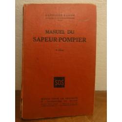 MANUEL DU SAPEUR POMPIER