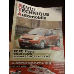 1 REVUE TECHNIQUE FORD FIESTA AVRIL 2004