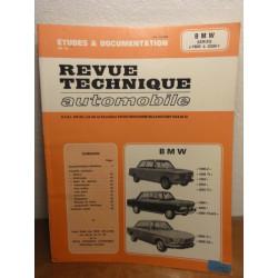 1 REVUE TECHNIQUE BMW SERIE 1600ET 2000