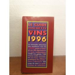 1 GUIDE DES VINS 1996 HACHETTE