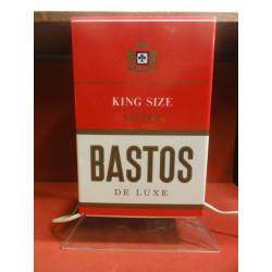 ENSEIGNE CIGARETTES BASTOS