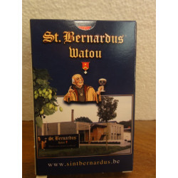 1 JEU DE 52 CARTES ST BERNADUS  WATOU