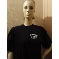 1 TEE SHIRT JACK DANIEL'S TAILLE M