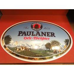 PLAQUE EMAILLEE PAULANER