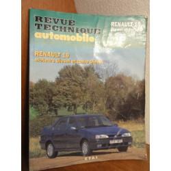 1 REVUE TECHNIQUE RENAULT 19