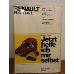 1 REVUE TECHNIQUE RENAULT 4  ET 4L