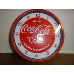 1 HORLOGE COCA-COLA