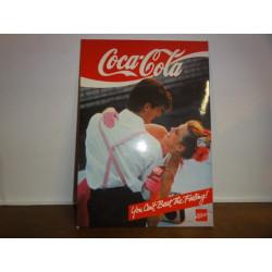 1 CARTON PRESENTOIR COCA-COLA