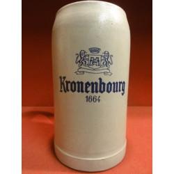 1 CHOPE GRE KRONENBOURG 1664 1 LITRE
