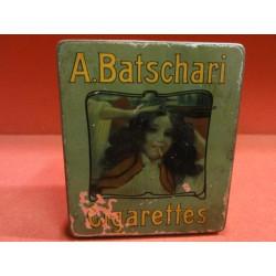1 BOITE  CIGARETTES  A. BATSCHARI