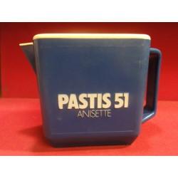 1 PICHET  PASTIS 51 ANISETTE