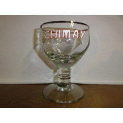 1 VERRE CHIMAY  EMAILLE