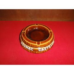 1 CENDRIER COGNAC CASTILLON