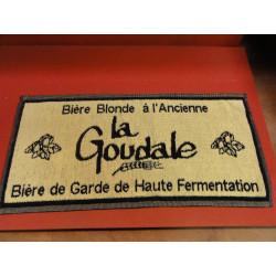 1 TAPIS DE BAR LA GOUDALE