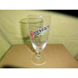 boite de 6  verres rodenbach25cl