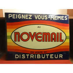 1 PLAQUE EMAILLEE NOVEMAIL