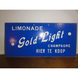 1 CARTON LIMONADE GOLD LIGHT