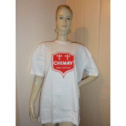 1 TEE SHIRT CHIMAY TAILLE XL