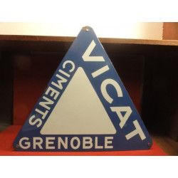 1 TOLE  EMAILLEE  VICAT GRENOBLE