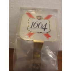 1 CAVALIER TIRAGE PRESSION KRONENBOURG 1664