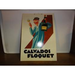 1 CARTON CALVADOS FLOQUET
