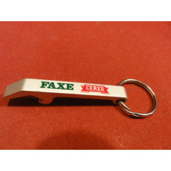 1 PORTE CLE DECAPSULATEUR  FAXE CERES