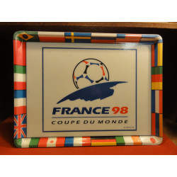 1 PLATEAU  COUPE DU MONDE  FRANCE 98