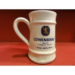 1 CHOPE  LOWENBRAU 50CL