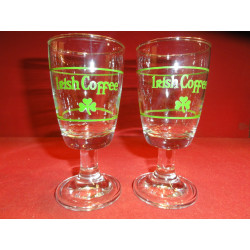 DEUX VERRES IRISH COFFEE