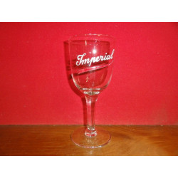 1 VERRE EMAILLE IMPERIAL