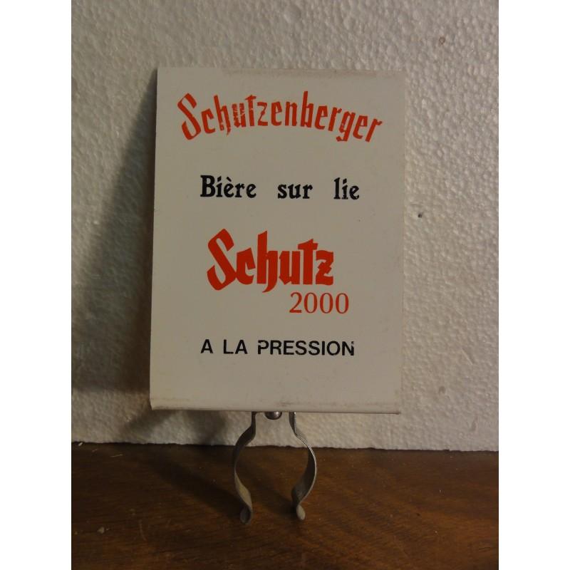 1 CAVALIER TIRAGE PRESSION SCHUTZENBERGER
