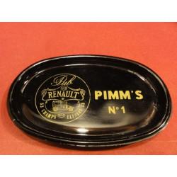 1 CENDRIER PIMM'S PUB RENAULT