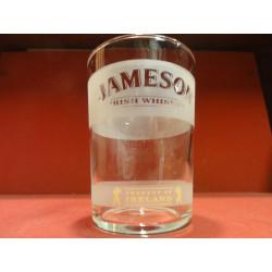 1 VERRE WHISKY  JAMESON 30CL