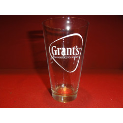 6 VERRES WHISKY GRANT'S 25CL