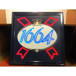 ENSEIGNE 1664 NEUVE