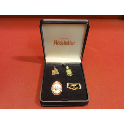 1 COFFRET COLLECTION PINS ADELSHOFFEN