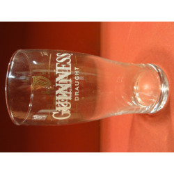 6 VERRES GUINNESS DRAUGHT 50CL