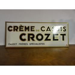 GLACOIDE   CROZET