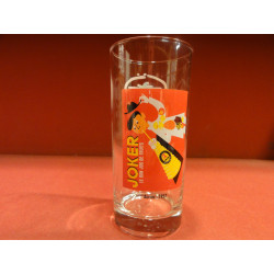 1 VERRE JOKER  COLLECTOR 75 ANS