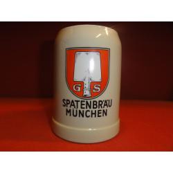 1 CHOPE SPATENBRAU 50CL